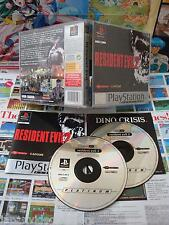 Playstation PS1:Resident Evil 2 [TOP CAPCOM / BIOHAZARD] COMPLET - Fr