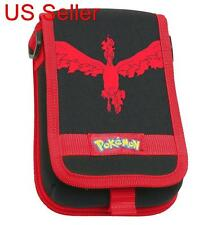 Hori Pokemon Articuno Travel Pouch Case for New Nintendo 3DS XL & 3DS RED