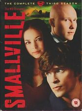 SMALLVILLE - Series 3. Tom Welling, Kristin Kreuk (6xDVD BOX SET 2005)