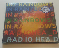 RADIOHEAD In Rainbows 2008 Taiwanese 2 CD album set HN481CDX / New & Sealed