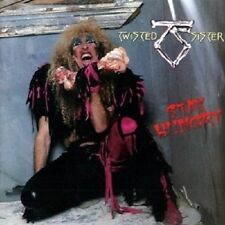"TWISTED SISTER ""STAY HUNGRY"" 2 CD NEU"