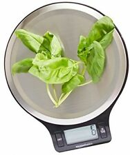 Digital Kitchen Scale W LCD Display Food Diet fitness weight 11 pounds 5 kilo