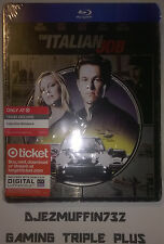 THE ITALIAN JOB METALPACK / STEELBOOK BLU-RAY