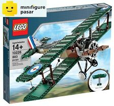 Lego 10226 Creator Exclusive Sopwith Camel British Biplane New MISB Retired