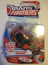 Transformers Animated Deluxe Class Cybertron Mode Ironhide Toys R Us Exclusive