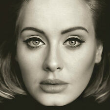 25 - Adele (Vinyl LP, 2015, Sony Music) - FREE SHIPPING