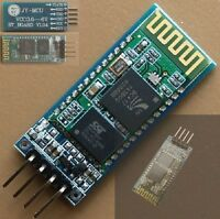 Wireless Serial 4 Pin Bluetooth RF Transceiver Module HC-06 RS232 With backplane