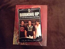 Burning Up, on tour with the Jonas brothers.