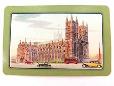 COLES SWAP / PLAYING CARDS. UNNAMED. EXTREMELY NICE CONDITION. ENGLISH CHURCH ?