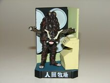 Burako-seijin Figure from Ultraman Diorama Set! Godzilla Gamera