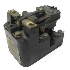GENERAL ELECTRIC RELAY CR2790E100G16, 115 VOLTS, 50/60 CYCLES