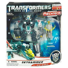 TRANSFORMERS DARK OF THE MOON DOTM VOYAGER SKYHAMMER