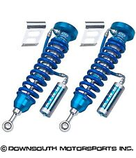 King Shocks Front kit with Adjusters for 2007-2016 Toyota Tundra 25001-143-A