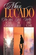 3-in-1 Lucado Collection: The Great House of God Just Like Jesus When Christ Com