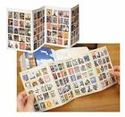 4 Sheets 80pcs Deco Craft Stamp Stickers Diary Sticker Scrapbooking CN