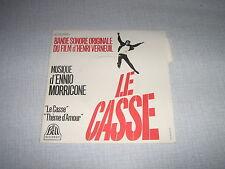 BOF LE CASSE 45 TOURS FRANC BELMONDO VERNEUIL MORRICONE