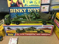 Dinky #618 AEC Transporter W/Helicopter MIB! Price Reduced!!!