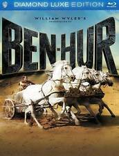 Ben-Hur (Blu-ray Disc, 2014, 2-Disc Set, Diamond Luxe Edition) - NEW!!
