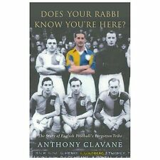 Does Your Rabbi Know You're Here?: The History of Football's Forgotten Tribe, Cl