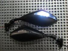 COPPIA SPECCHIO TUNING LED integrato luce di marcia diurna a 400 BURGMAN NUOVO & OVP