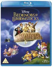 Bedknobs and Broomsticks [Blu-ray] [Region Free], 8717418475178, Angela Lansbur.