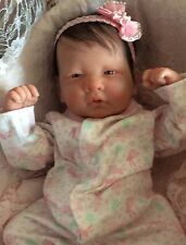 REBORN BERENGUER BABY DOLL ROOTED HAIR