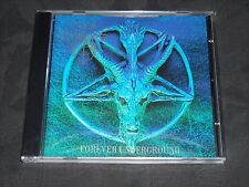 VITAL REMAINS - Forever Underground Osmose CD Ultrarare 1st ed. 1997 Death metal