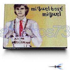 """MIGUEL BOSE """"MIGUEL"""" RARO CD + LIBRO - SIGILLATO"""