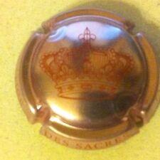 Capsule de champagne PRESTIGE DES SACRES (21. rosé et bordeaux)