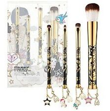 Tokidoki Pittura Brush Set NEW 24 Karat Edition Brush Set Charms