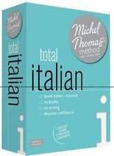 Total Italian Language Learning with the Michel Thomas Method (CD-Audio) -NEW