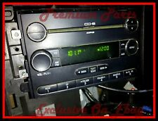 Ford Fusion AM FM Radio  6 CD Player Stereo System OEM