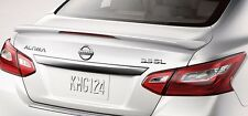 Painted Factory Style Spoiler -  Fits the 2016 2017 Nissan Altima