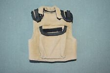 "Hot Toys 1:6 Modern Tan Beige PMC Vest Gear Euipment for 12"" Action Figures C-41"