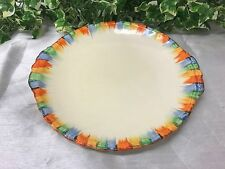 """Lovely Rare Grindley, England Hand Painted Multi-coloured Chameleon 10"""" Plate"""