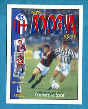 BOLOGNA 96-97 -Ediland- Figurina-Sticker n. 44 - ALBUM TUTTO BOLOGNA 95-96 -New