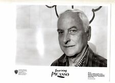 PUBLICITY PHOTOGRAPH  8X10 - JAMES IVORY  ( DIRECTOR )  - SURVIVING PICASSO