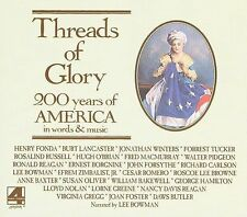 Threads of Glory: 200 Years of America in Words and Music by Various Artists (C…