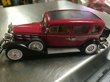 NEW 1/32 SCALE DIECAST 1933 CADILLAC 355  C V