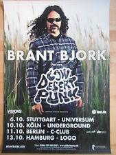 BRANT BJORK 2014 TOUR   -  orig.Concert-Konzert-Poster-Plakat NEU