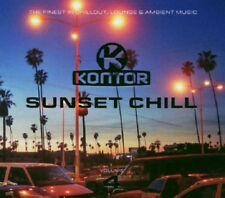 KONTOR SUNSET CHILL 4 = Schiller/Thievery/Tosca/ATB/Rank...=2CD= groovesDELUXE!