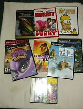 LOT OF PS2-DVD-EMPTY CASES SOME WITH BOOKLETS