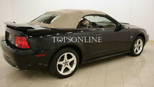 Ford Mustang 94-04 Convertible Top with Heated Glass Window OE Haartz Sailcloth