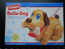 Hasbro Bradley Playskool Bulle Dog Glo Worms Toy Glow Friends ♥