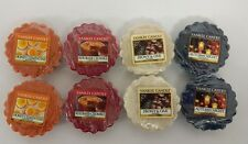 Yankee Candle 2016 Autumn Night Pack Collection 8 Wax Melt Tarts £8.50 Free Post