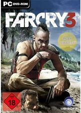 Far Cry 3 PC Game Spiel CD-Key Digital Download Key CODE