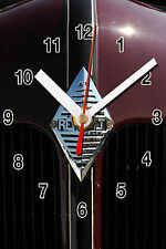 WALL CLOCK, RENAULT -02 M, 11,8x 7,8 inches