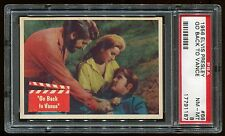 1956 Elvis Presley #66 Go Back to Vance PSA 8 NM-MT Cert #17791187