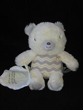 Hallmark Plush Teddy Bear Holding Lovey Children are a Gift From the Lord 9""