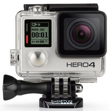 Brand New GoPro HERO 4 Silver Action Camera